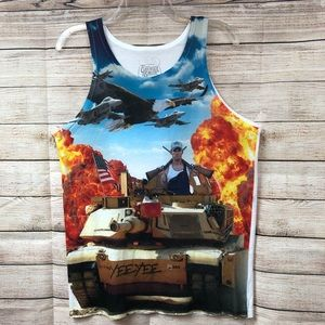 Patriotic Tank Top